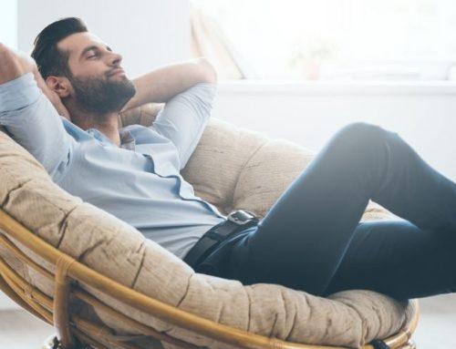 Cómo relajarse a lo largo del día