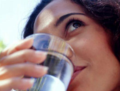 Beber durante el ayuno terapéutico