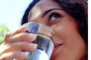 beber durante ayuno terapeutico desintoxicante