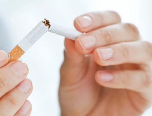 ¿Cómo dejar de fumar? ¡El ayuno te ayuda!
