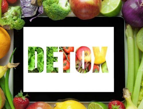 Dieta detox ¿Cómo hacerla? (Sirve también para después de navidad)