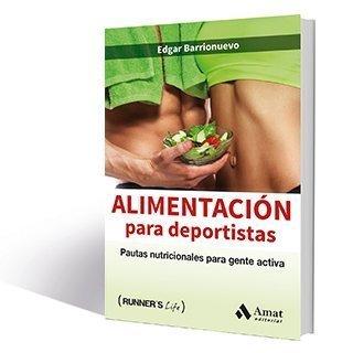 Comprar libro, Alimentación para deportistas de Edgar Barrionuevo