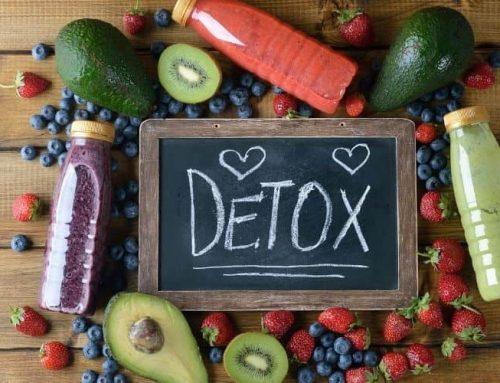 Ayuno con jugos detox + 3 recetas