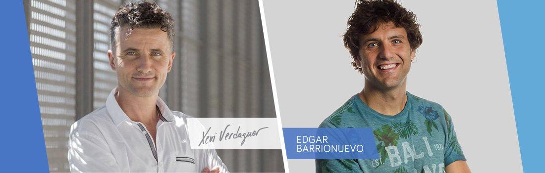 Fotos de Xevi Verdaguer y Edgar Barrionuevo
