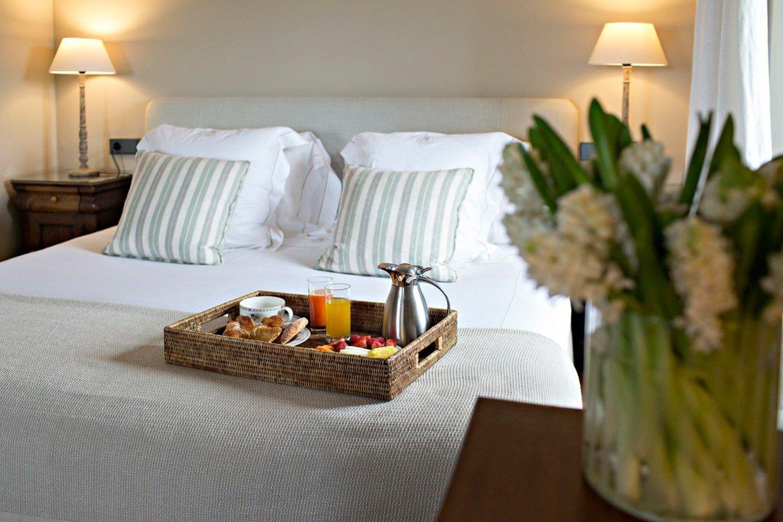 Foto de la suite masía en el hotel Mas de Torrent
