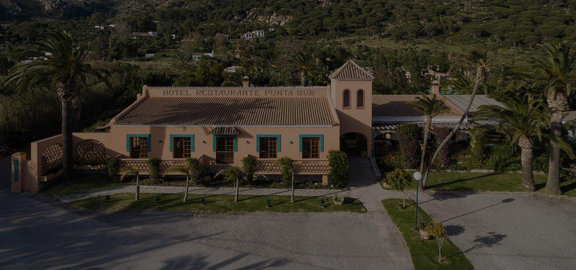 Hotel Punta Sur en Tarifa